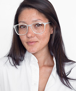 PL eyeglasses at American Apparel