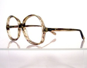 Vintage 1970's frame from Etsy store, Chigal