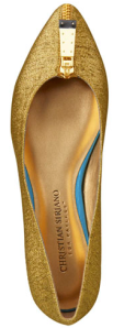 Christian Siriano for Payless Micola Zipper Flat $29.99
